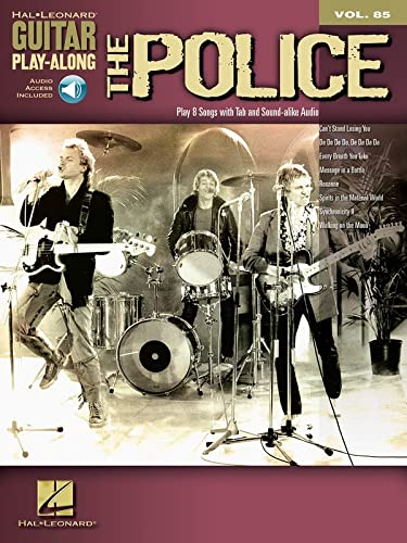 9781423446514: The Police: Guitar Play-Along Volume 85 (Hal Leonard Guitar Play-Along)