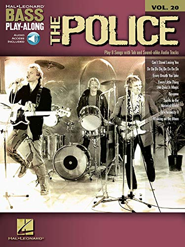 The Police: Bass Play-Along Volume 20: Police, The