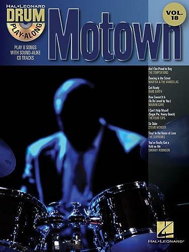9781423446606: Motown-Drum Play-Along Volume18 Bk/Cd