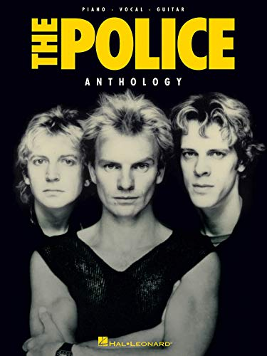 9781423446705: The Police Anthology: Piano, Vocal, Guitar