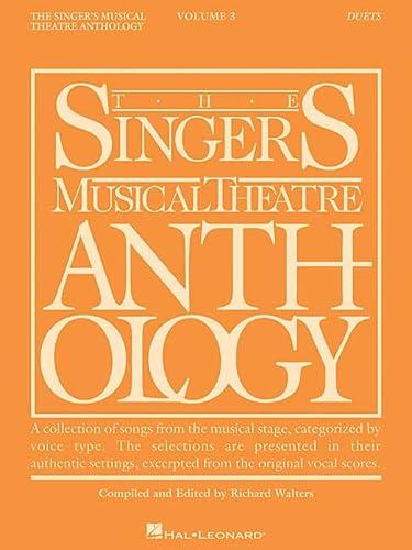 Singer's Musical Theatre Anthology Duets Volume 3 Format: Paperback