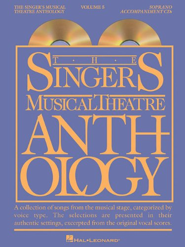 9781423447061: The Singer's Musical Theatre Anthology - Volume 5 (Singer's Musical Theatre Anthology (Accompaniment))