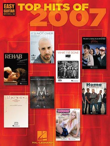 Top Hits of 2007: Hal Leonard Corp.