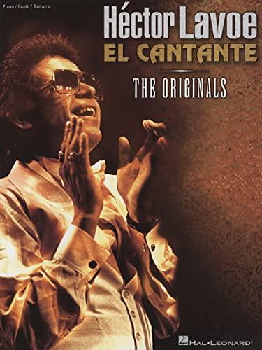 Hector Lavoe El Cantante the Originals (The Originals: Piano/Vocal/Guitar Artist Songbook...