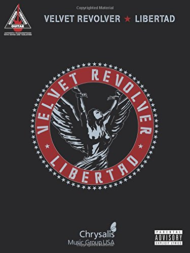 9781423449966: Velvet Revolver Libertad (Guitar Recorded Versions)