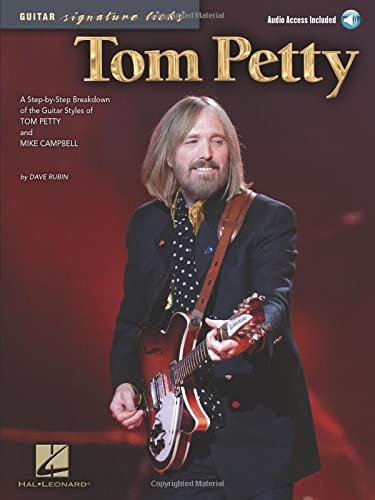 9781423452096: Petty Tom Signature Licks Guitar Tab Bk/Cd