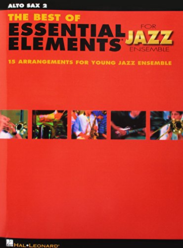 The Best of Essential Elements :for jazz ensemble