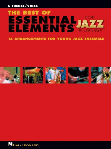9781423452201: The Best Of Essential Elements For Jazz Ensemble Vibes