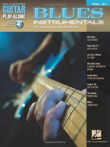 9781423453420: Blues Instrumentals Guitare +CD: 91 (Hal Leonard Guitar Play-Along)