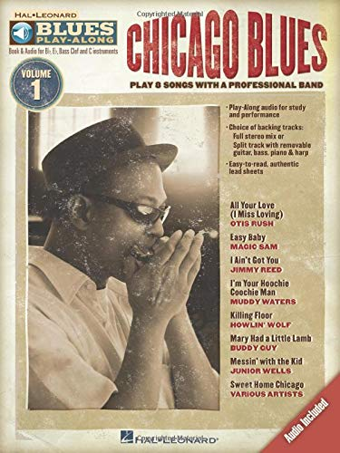 9781423453475: Chicago Blues: Blues Play-Along Volume 1