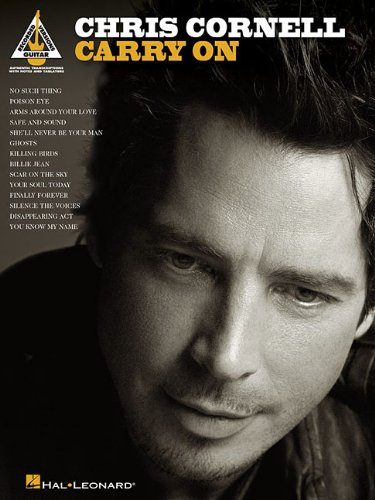 9781423453765: Chris Cornell: Carry On (Guitar Recorded Versions)