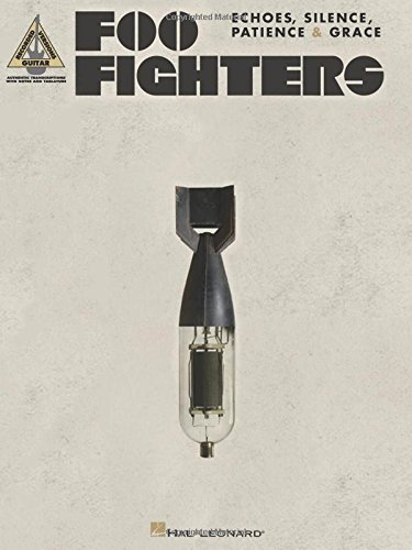 9781423453796: Foo Fighters: Echoes, Silence, Patience & Grace (Guitar Recorded Versions)