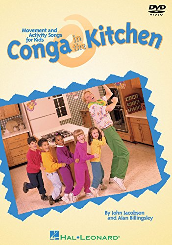 CONGA IN THE KITCHEN DVD Format: DvdRom