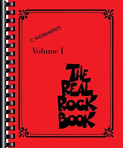 9781423453888: The Real Rock Book: C Instruments