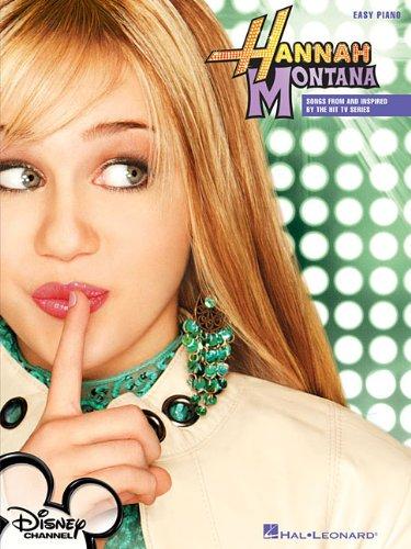 9781423454816: Hannah Montana Easy Piano