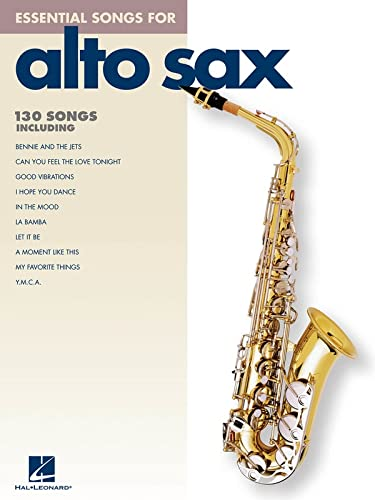 9781423455332: Essential Songs for Alto Sax