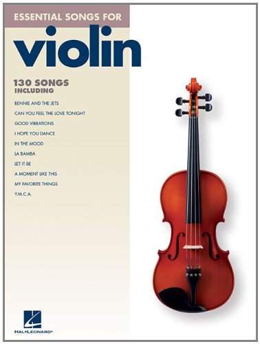 9781423455387: Essential Songs for Violin