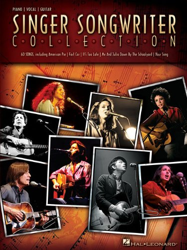9781423455417: Singer Songwriter Collection