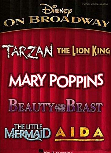 9781423456247: Disney on Broadway
