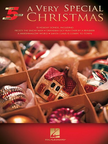 9781423456469: A Very Special Christmas (5 Finger Piano)