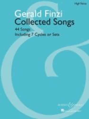 Gerald Finzi Collected Songs: 44 Songs, Including: Finzi, Gerald