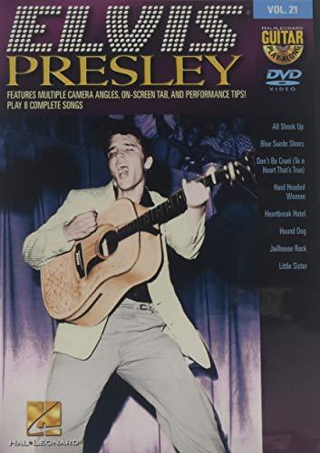 9781423457671: Guitar Play-Along: Volume 21: Elvis Presley