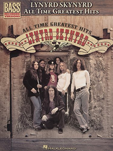 9781423458074: Lynyrd Skynyrd - All-Time Greatest Hits (Bass Recorded Versions)