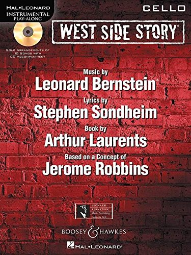 9781423458326: West Side Story for Cello