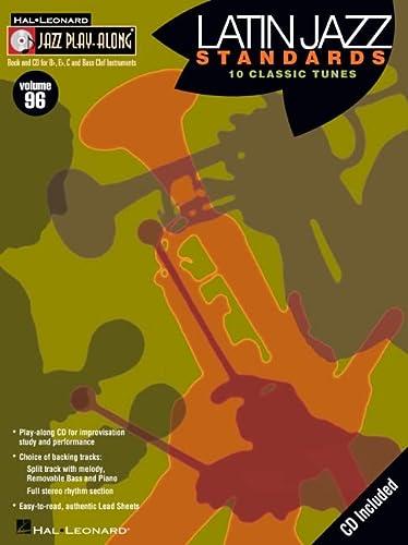 Latin Jazz Standards: 10 Classic Tunes [With: Hal Leonard Corp