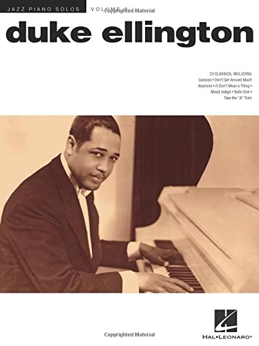 Ellington Duke Jazz Piano Solos Vol.9 23 Classics P: Ellington Duke