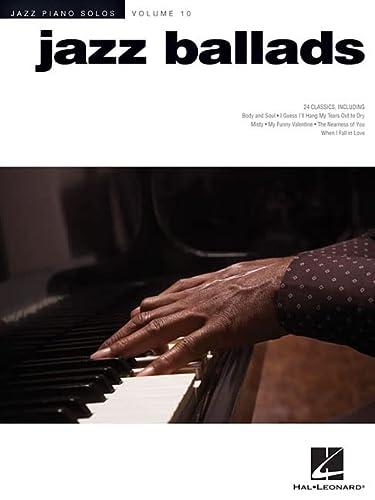Jazz Ballads (Jazz Piano Solos (Numbered))