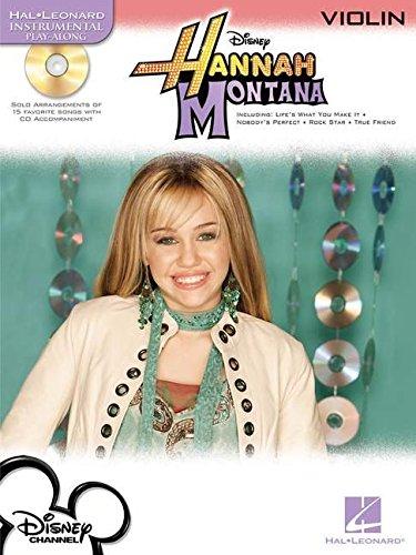 Hannah Montana: for Violin: Miley Cyrus
