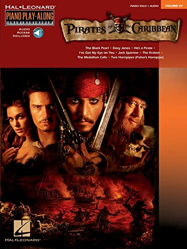 9781423461548: Pirates of the Carribean - Piano Play - Along Volume 69 (Cd/Pkg)