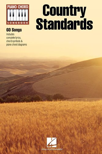 9781423462262: Country Standards (Piano Cord Songbook)