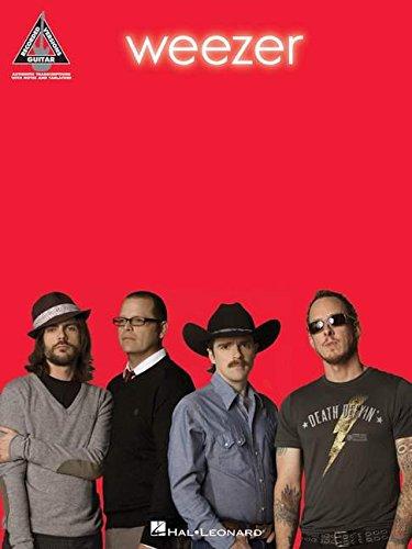 9781423462439: Weezer - (Red Album) (Guitar Recorded Versions)