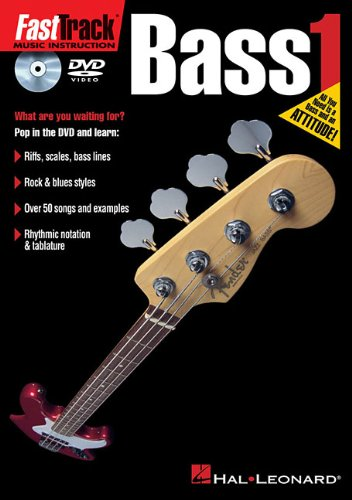 9781423463269: FastTrack Bass Method 1 (FastTrack Music Instruction)