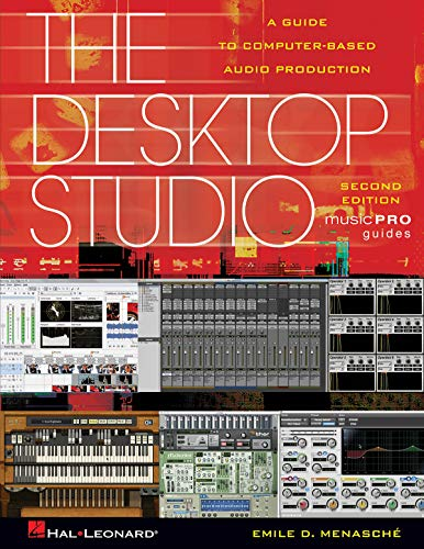 Desktop Studio 9781423463313 (Music Pro Guide Books & DVDs). When the first edition of The Desktop Studio appeared five years ago, computers were in the process of taking over the recording business. That job is now complete not only in the way music is recorded, but in the way it's written, distributed, and heard. Today, new software instruments, amp simulators, and effects stand alongside the ever evolving recording software that changed recorded music forever, while faster and smaller hardware continues to redefine the size, portability, and creative potential of the  recording  studio. This revised edition of The Desktop Studio will help you wade through all of the tools available in clear, concise, and musician-friendly language. Now, more than ever before, your computer can be a recorder, mixer, editor, video production system, musical instrument, and even a gateway to your audience. The Desktop Studio will help you get the most out of your computer and turn it and you into a creative powerhouse. It is a fully illustrated, comprehensive look at software and hardware, and provides expert tips for getting the most out of your music computer. HIGHLIGHTS * An expanded look at software instruments and samplers, with tips to help you manage all that content * A new section devoted to laptop users * A new section on integrating hand-held recorders, iPods, and other portables into your studio * A tutorial on basic video editing * A special section for beginners, including tips for getting the whole family making music * New tips for distributing music via online tools like MySpace, iTunes, and more * A look at the latest gear and a look ahead to what may be coming in the future