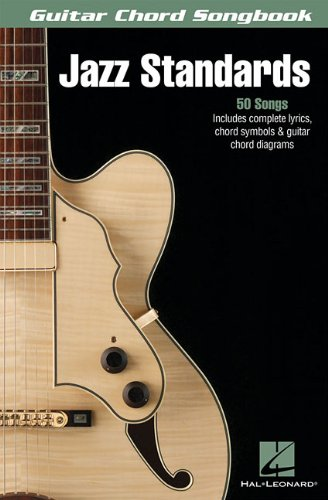 9781423463948: Jazz Standards - Guitar Chord Songbook (Guitar Chord Songbooks)