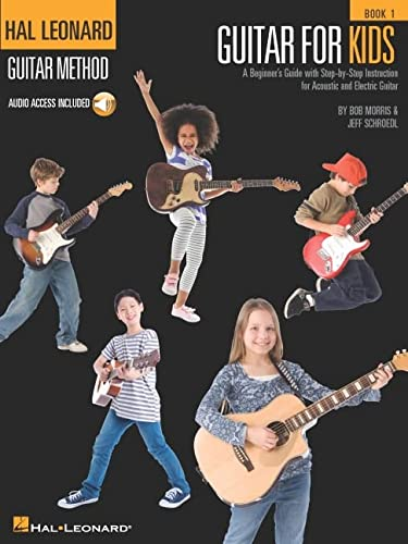 9781423464211: Guitar for Kids: Hal Leonard Guitar Method (Hal Leonard Guitar Method (Songbooks))
