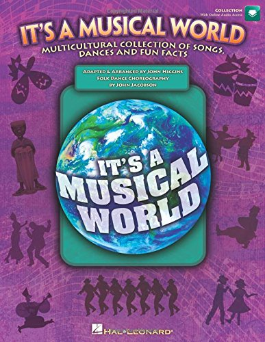 It's a Musical World: Multicultural Collection of: John Higgins; John