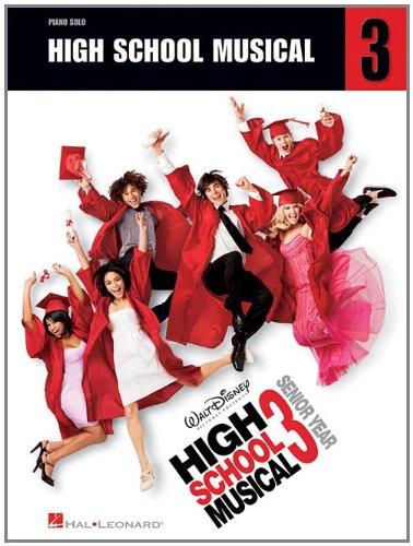 9781423465102: High School Musical 3 For Piano Solo