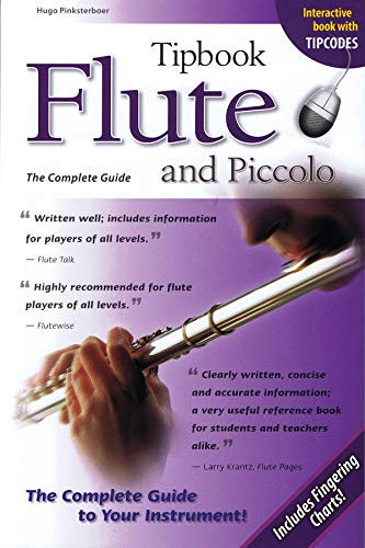 Tipbook Flute and Piccolo: Pinksterboer, Hugo