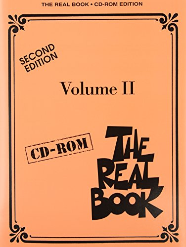 THE REAL BOOK VOLUME 2 SECOND EDITION