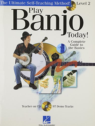 9781423466420: Play Banjo Today Level Two (Book/Cd)