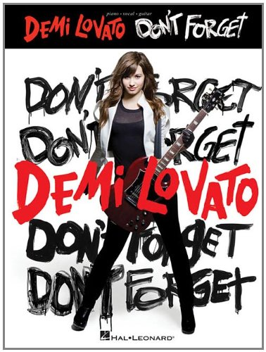 9781423466642: Demi Lovato - Don't Forget