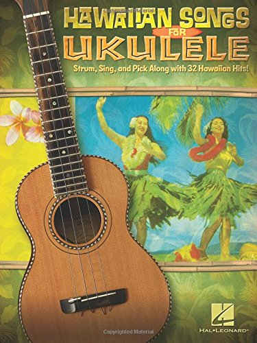 9781423467274: Hawaiian Songs for Ukulele