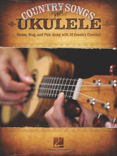 Country Songs for Ukulele: Hal Leonard Corp.