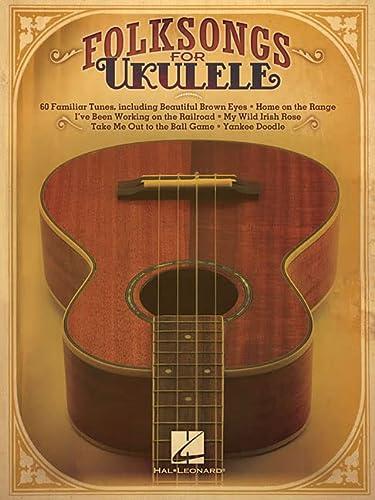 9781423467625: Folk Songs For Ukulele (Ukelele)