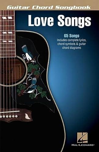 9781423468035: Love Songs - Guitar Chord Songbook (Guitar Chord Songbooks)