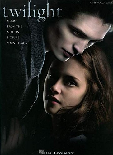 Twilight: Music from the Motion Picture (1423468848) by Hal Leonard Corp.